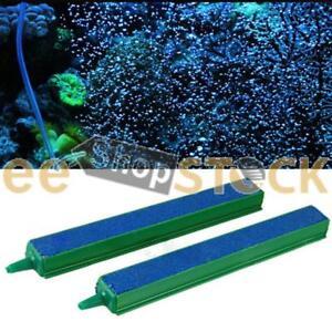 """Cleaning & Maintenance Diffuseur Oxygène Version Airstone Bar Aquarium 4.5"""" Plastique Vert Bulle Terrific Value"""