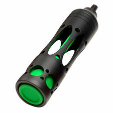 .30-06 K3 Stabilizer 5in Black With Fluorescent Green Accent