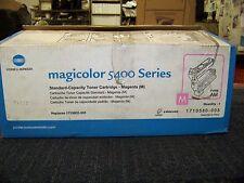 Konica Minolta Magicolor 5400 Series Toner Cartridge Magenta Type AM 1710580-003
