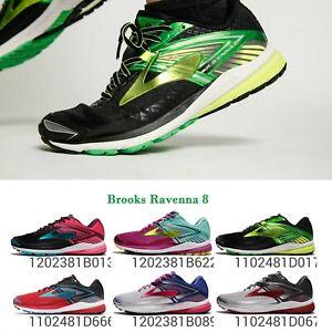 Brooks-Ravenna-8-Mens-Womens-Running-Shoes-Road-Runner-Pick-1