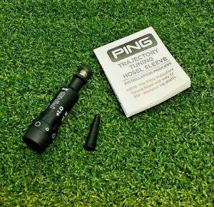 Ping OEM G425 Shaft Adapter SFT, MAX, PLUS .335 RH Driver & Woods, Ping Ferrules