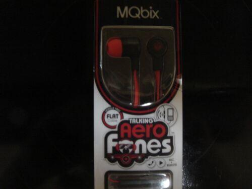 BLACK MQBIX26  MQGT26BLK AEROFONES EAR BUDS AERO FONES