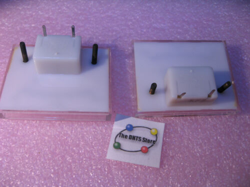 NOS Qty 2 Meter Modutec 920050 White Scale 0-90 Tilt Angle 2-1//4 x 1-3//4 in