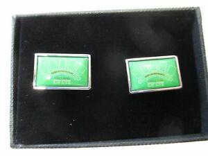 Boutons de Manchette Noir Jack Casino Cartes Boutons Manchette 1 Paire