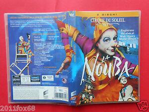 dvds-cirque-du-soleil-la-nouba-edition-2-dvd-circo-circus-resort-orlando-florida