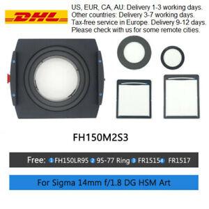 Benro-FH150M2S3-Filter-Holder-Set-for-Sigma-14mm-f-1-8-DG-HSM-Art