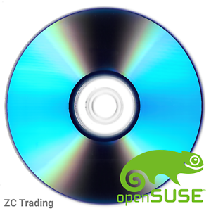 Details about openSUSE Leap 15 1 Install Installation Disc CD DVD GNU OS  Linux 64 Bit