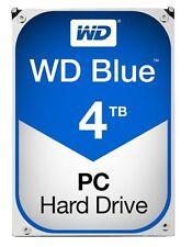 """Western Digital Blue WD40EZRZ 4TB 5400RPM 64MB SATA 6.0 GB/s 3.5"""" HarD DRIV"""