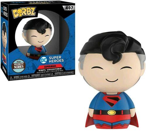 DC Comics SUPERMAN Funko Dorbz Vinyl Figure NEW 407
