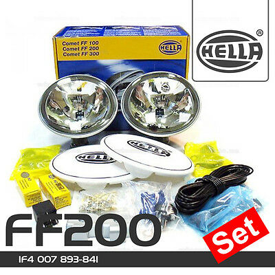 Hella Comet FF200 Driving Lights | Hella Universal Driving Lights | 100%GENUINE!