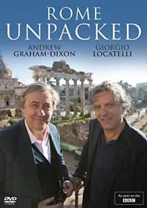 ROME-UNPACKED-BBC-DVD-NUOVO