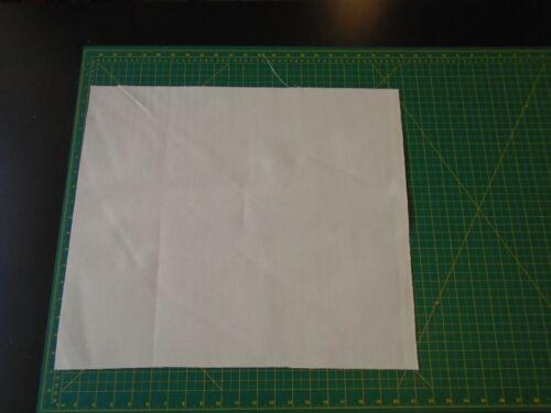 "Natural colour 100/% cotton 1 Piece 14 count cross stitch fabric 18/""X20/"""