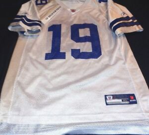 afed4f56afb Dallas Cowboys Miles Austin 19 Reebok NFL Jersey Youth XL 18-20 | eBay