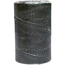 "Wax Impregnated Lacing Cord Black Nylon 0.22"" -  250yd Roll   ( LNT_0_BLK )"