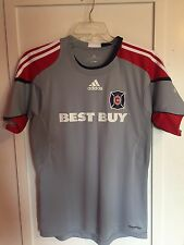 Chicago Fire Adidas Training Jersey Size M