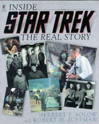 1 of 1 - Inside Star Trek, Solow, Herbert, Very Good Book