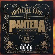 Pantera - Official Live [New CD] Explicit