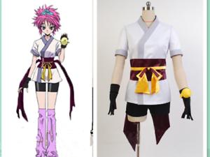Hunter x Hunter Machi COSplay Costume The Phantom Troupe Dress