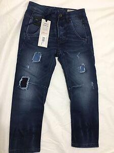 4c7bcdf1 Image is loading Diesel-Kids-Jogger-Jeans-6Y