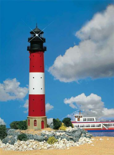 FALLER 131010 Leuchtturm Hörnum 69 x 65 x 335 mm H0 ++ NEU /& OVP