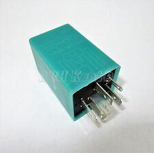 580-Chevrolet Daewoo (95-13) 6 Blade (Pin) Green Relay DECO 96344573 12V