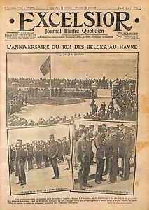 General-Harry-Jungbluth-Sainte-Adresse-Normandie-Albert-de-Belgique-WWI-1916