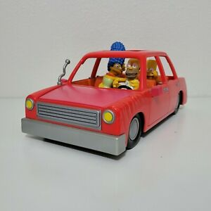 Playmates-The-Simpsons-Talking-Family-Car-World-of-Springfield-2001-WOS
