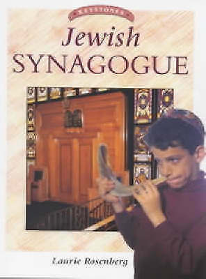 1 of 1 - Rosenberg, Laurie, Jewish Synagogue (Keystones), Very Good Book
