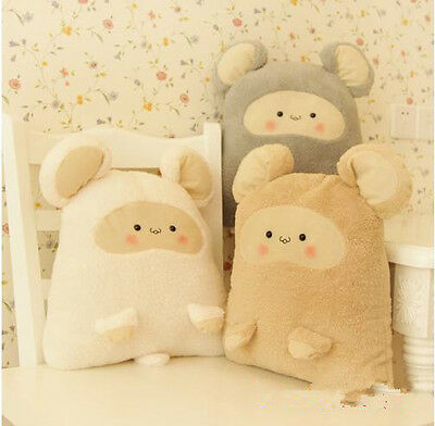 Plush toy cute Kaka rat hamster pillow nap cushion hand warmer birthday gift 1pc