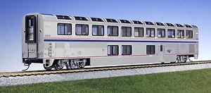 Kato-356063-HO-Scale-Amtrak-33019-TSL-Lounge-voiture-Phase-IVb-35-6063