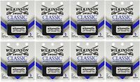 Wilkinson Sword Classic Double Edge Razor Blades (8 Packs Of 5 = 40 Blades)