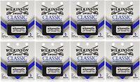 Wilkinson Sword Classic Double Edge Razor Blades (8 Packs Of 5 = 40 Blades) on Sale