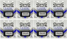 Wilkinson Sword CLASSIC Double Edge Razor Blades (8 packs of 5 = 40 Blades)
