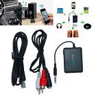 Mini 3.5mm AUX Car Bluetooth Receiver Speaker Music Streaming Audio Adapter