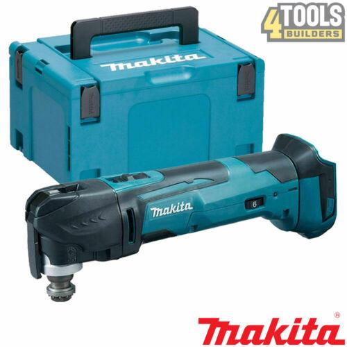 Makita DTM51Z 18 V Li-Ion Multi-Outils Lxt Sans Clé Body with Type 3 Connecteur Case