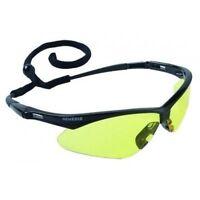 Jackson 3000359 Nemesis Safety Glasses Black Frame Amber Lens Camouflage