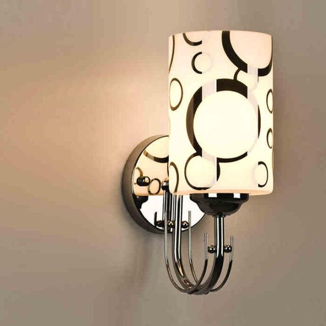 NEW Modern LED Wall lamp Living Room Bedroom Cafe Wall Light Home Decor Lamp