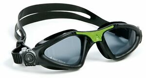 Aqua-Sphere-Kayenne-Swimming-Goggle-Smoke-Lenses-Black-Green