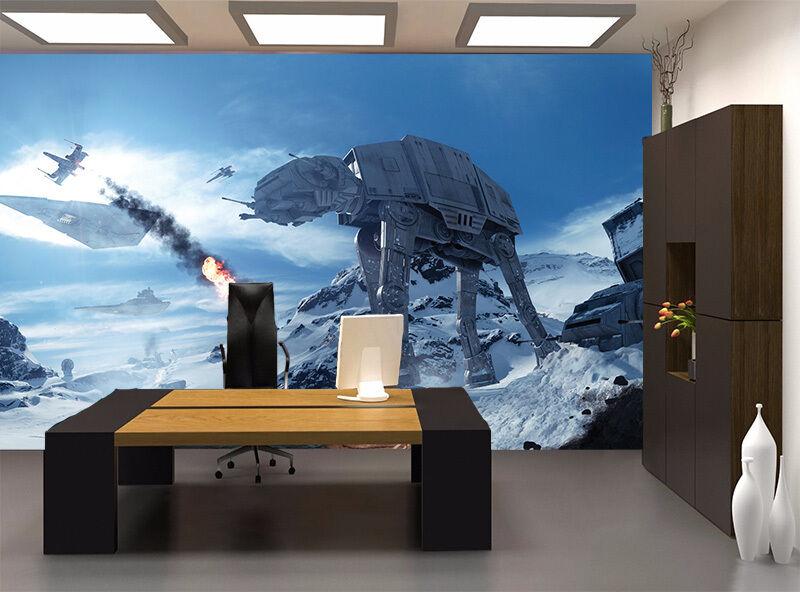 Star Wars City Coruscant Wall Mural Photo Wallpaper 1694dk Easyinstall Paper Door 211cm X 90cm 1694vet For Sale Ebay