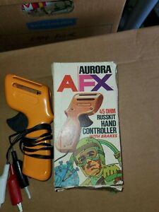 Vintage Aurora AFX 45 OHM Russkit Hand Controller
