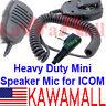MINI Heavy Duty SPEAKER MIC FOR ICOM RADIO ICSPK F