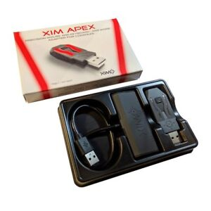 Details about XIM APEX Precison Mouse & Keyboard converter Adapter for Xbox  One 360 PS3 PS4