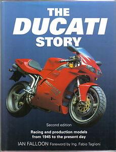 ducati story racing production models from 1945 imola tt f1 750 rh ebay co uk Ducati Race Bike Ducati Dealers Michigan