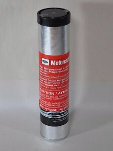 Details about FORD MOTORCRAFT XG-11 HIGH TEMP 4X4 FRONT AXLE WHEEL BEARING  14 oz GREASE TUBE