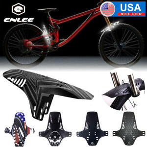MTB Mudguard Guard Set Bike Bicycle Mountain Front Rear Tyre Mud Guard Fender