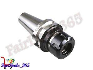 """BT40 ER20 Length 4/"""" 100mm for ER20 COLLET CHUCK TOOL HOLDER milling toolholder"""