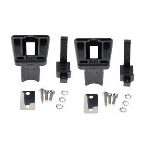 2Set-Folding-Bike-Front-Carrier-Block-Block-Bracket-Rack-with-Screw-for-Brompton