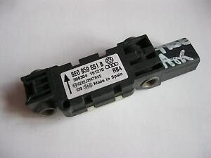 Airbag-Crash-Audi-A4-B6-8E-8E0959651B-Sensor