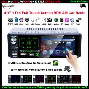 4-039-039-1-Din-Autoradio-ecran-Tactile-2USB-Bluetooth-MP5-Lecteur-RDS-AM-AM-FM-Camera
