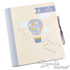 LUXURY BABY JOURNAL -Record/Memory Book/Keepsake/Diary -New Mum/Baby Shower Gift